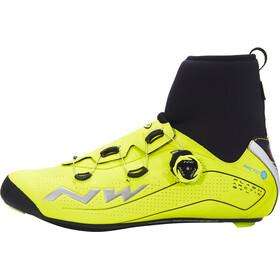 Northwave Flash Arctic GTX Shoes Men yellow